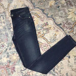 Nasty Gal skinny jeans (Cheap Monday)